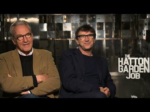 The Hatton Garden Job interview: hmv.com talks to Larry Lamb & Phil Daniels