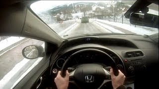 Honda Civic 1.8i-VTEC - POV Drive