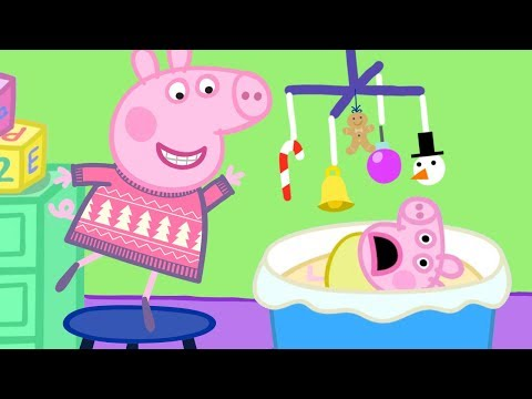Peppa Pig English Episodes 🎄 Visiting Cousin Choles Family  🎄 Peppa Pig Christmas