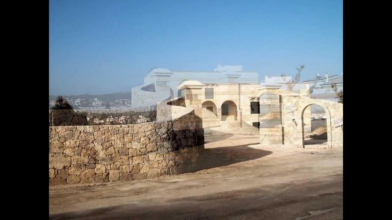 Lavorazione muri a secco per arredo ville e giardini youtube for Arredo ville e giardini