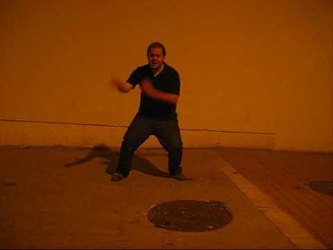 Tecnica ninja de la bomba de humo 2010 !!!