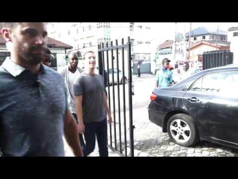 Mark Zuckerberg Visits Andela Lagos