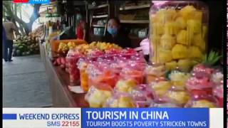 Tourism boosts poverty stricken towns in South China