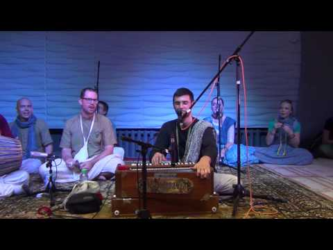 Киртан Шачи Сута прабху - Kirtan Mela