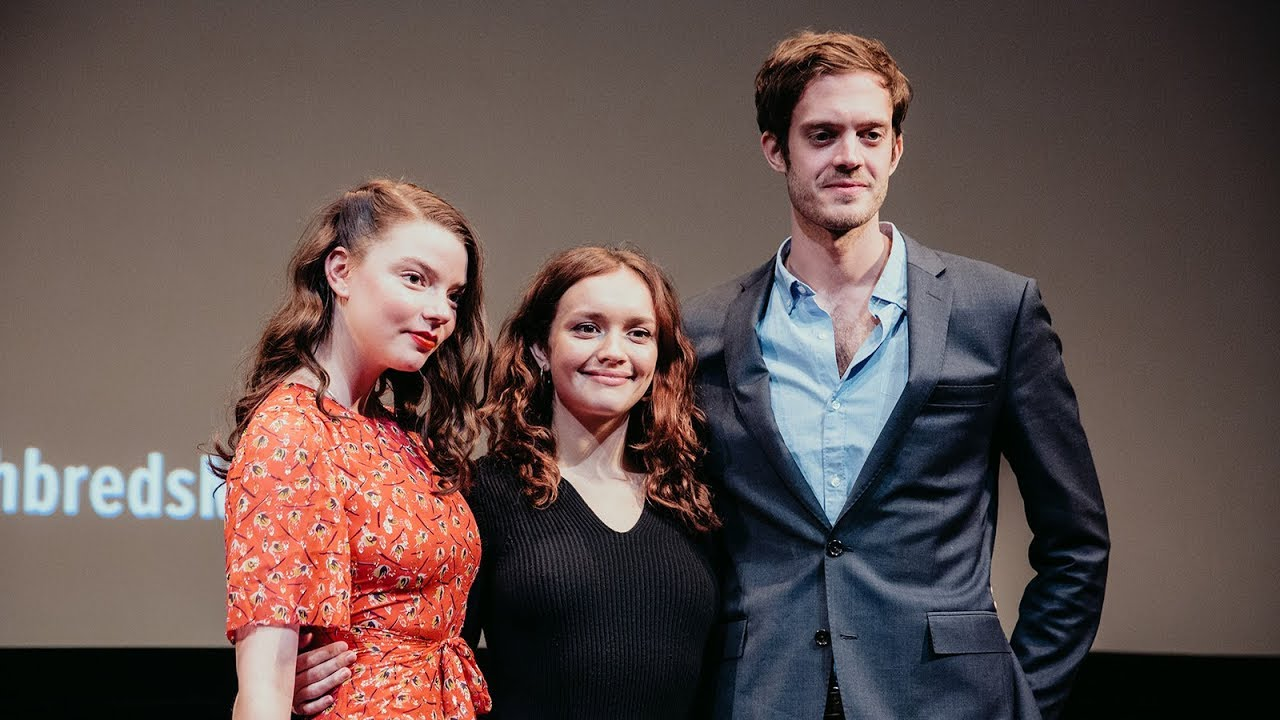 'Thoroughbreds' Q&A | Olivia Cooke, Anya Taylor-Joy, and Cory Finley