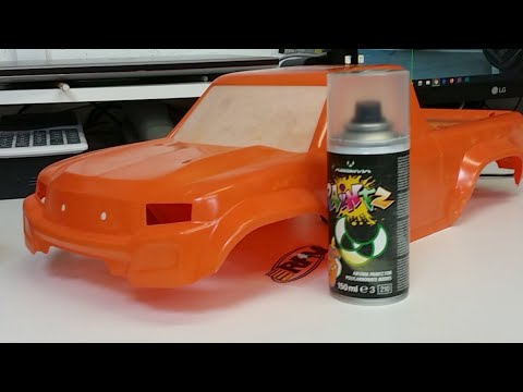 Painting The Trx4 Sport Youtube