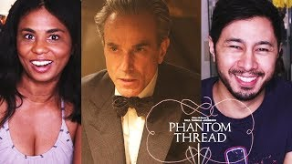 PHANTOM THREAD | Daniel Day-Lewis (my fav. actor) | Spoiler-Free Movie Review