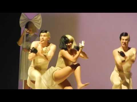 Sia Cheap Thrills Live DC 10/19/16