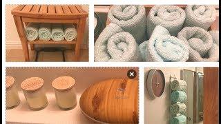 DIY BATHROOM MAKEOVER   RALAX SPA  DECORATION IDEAS