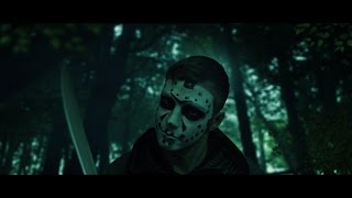 05 Jason Voorhees Friday 13th Make up tutorial
