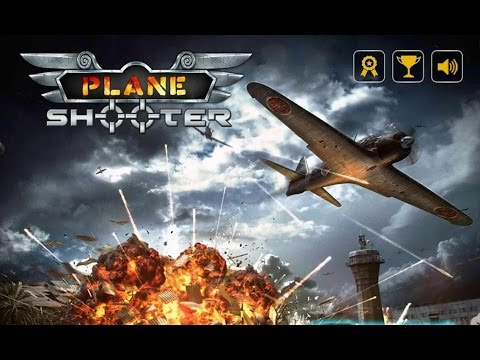 Plane Shooter 3D: War Game - Android Gameplay HD