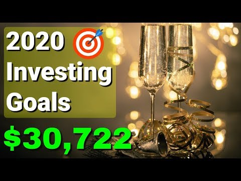 2020 Saving Goals | Dividend Growth Investing