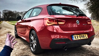 BMW 1 Series 2017 M140i Review POV Test Drive by AutoTopNL