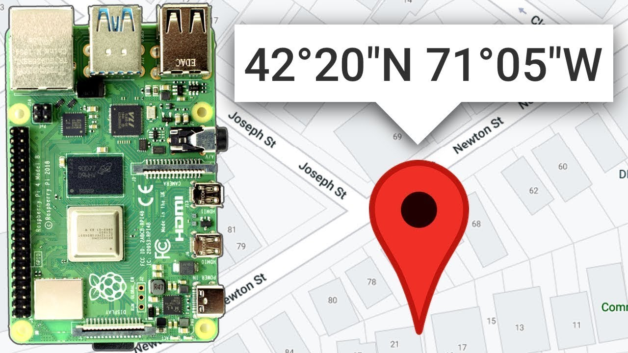 How to Setup GPS for Raspberry Pi 3 Model B+