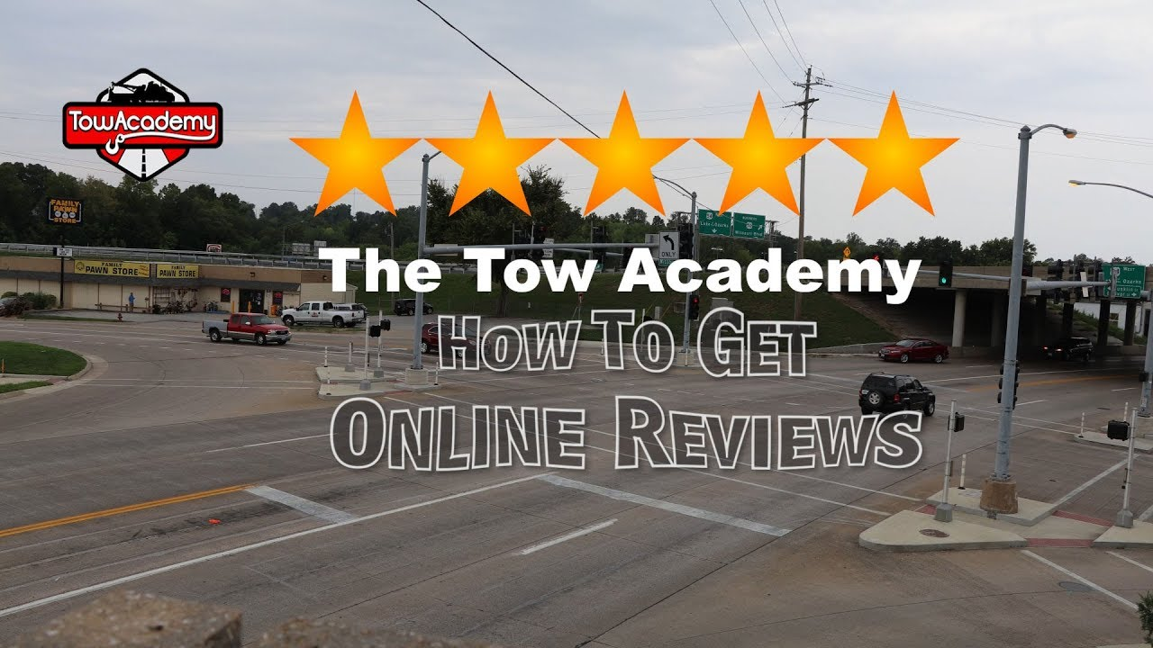 how to get started in the towing business