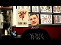 Tattoo Artist Interview - Carlos (funky by nature)