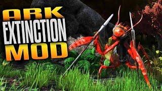 Ark Extinction Mod - Ark Alpha Mantis Adventure (Annunaki Genesis 2.0 Ark Survival Evolved) (Mature)