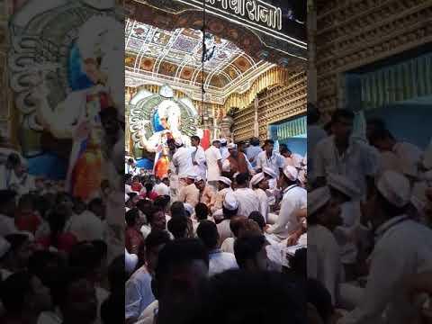 Visarjan Lalbagh Chya Raja 2017 2