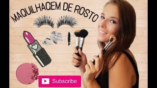 Baixar MAQUILHAGEM DE ROSTO - Débora Ctavo TV
