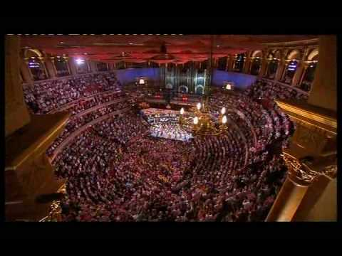 Land Of Hope And Glory Last Night Of The Proms 09