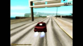 DRIFT GTA sa SUNRISE