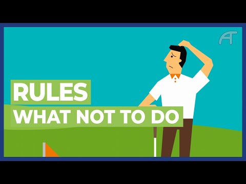 New Rules Of Golf In Effect | Here's What You Need To Know In 2019