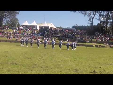 Canberra City Pipes and Drums: Bundanoon is Brigadoon Performance