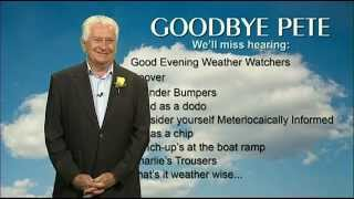 Peter Byrne's Last Weather Report WIN TV