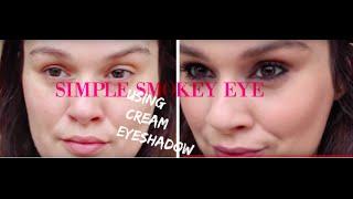 Cara Delevingne inspired Smokey Eye Tutorial Thumbnail