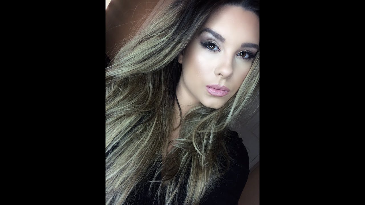 Youtube Makeup Tutorials Popular: Jessie James Decker Makeup