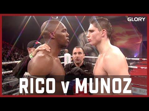 Rico Verhoeven v Frank Munoz