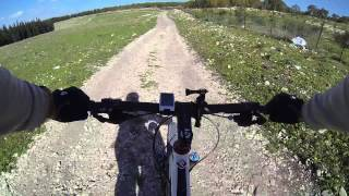 Moayad Mohammed Younis on Mountain Bike Trek Remedy 8 2013