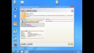 Como recuperar dados perdidos com GetDataBack for NTFS+Ativação