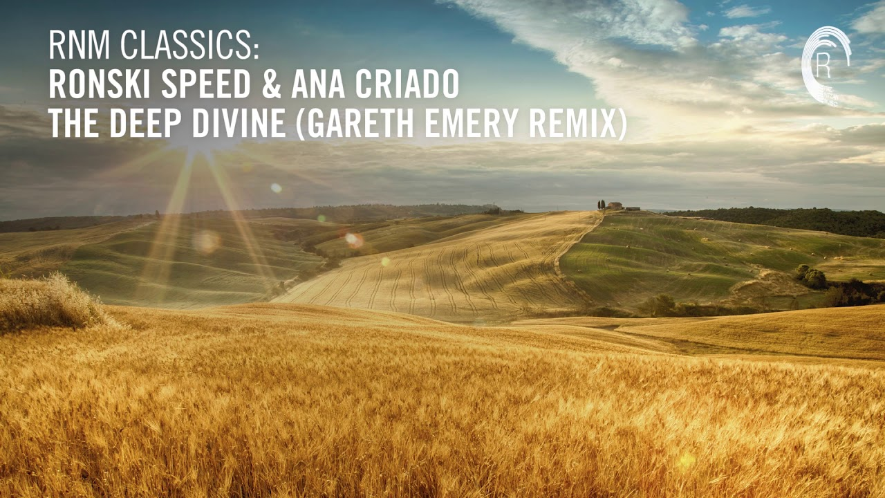 VOCAL TRANCE: Ronski Speed & Ana Criado - The Deep Divine + LYRICS (Gareth Emery Remix)