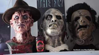 Horror Collection - replicas, models, memorabilia