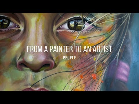 From a painter to an artist - Pedro Albuquerque PEOPLE EP.8
