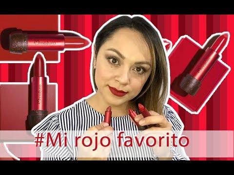 Maquillaje + Labiales Natura Viva