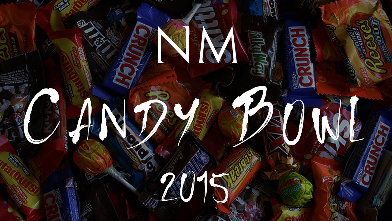 22 Candy Bowl 2015 Media Monsters Youtube
