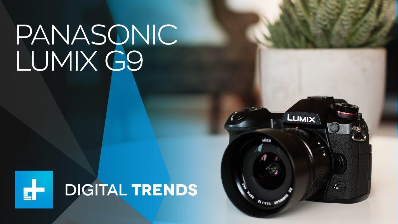 Panasonic Lumix G9 – Hands On Review