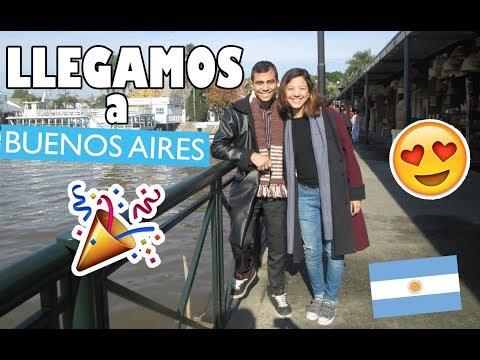 LLEGAMOS A BUENOS AIRES 21 de Mayo 2017 - VIAJE POR TIERRA VENEZUELA ARGENTINA