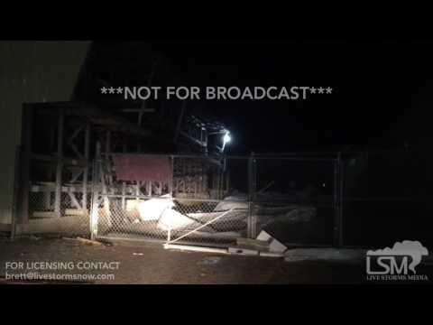 03-06-2017 Fort Scott, KS High Wind Damage