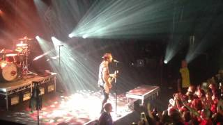 All Time Low - Therapy - Cardiff Uni 11.03.17