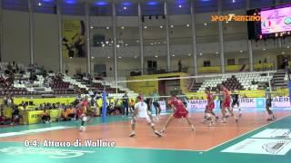 Speciale Doha: Flash da Trentino Diatec - Sada Cruzeiro 3-2