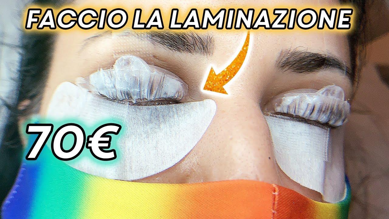 LENTIGGINI SPRAY E LAMINAZIONE CIGLIA! 😱 Weekly Vlog #2