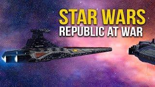 STAR WARS REPUBLIC AT WAR! Ep 12