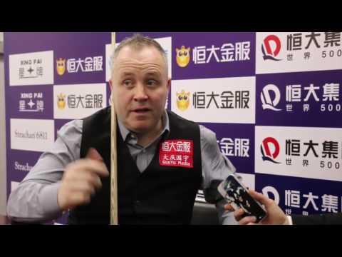 Higgins Storms Into China Championship Final