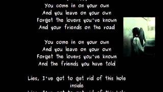 The Verve - On Your Own Lyrics Thumbnail