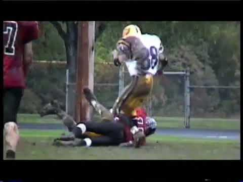 Brookside High School 2002 JV Football Highlight Tape