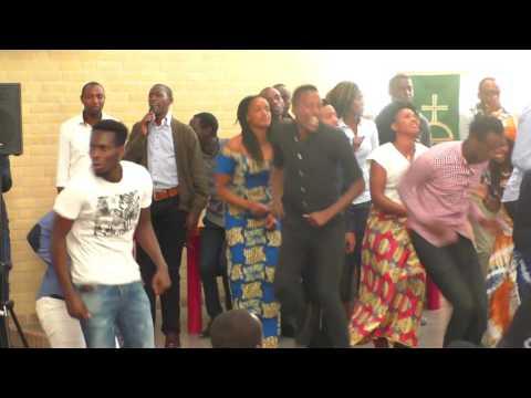 Muje muone Yesu yumwema El shaddai Int'l Church Holland 23/10/2016