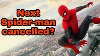 Next spiderman movie might be very different | Spider-man far from home sequel may get cencelled